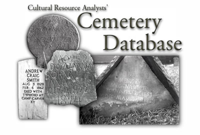 CRAI Cemetery Database